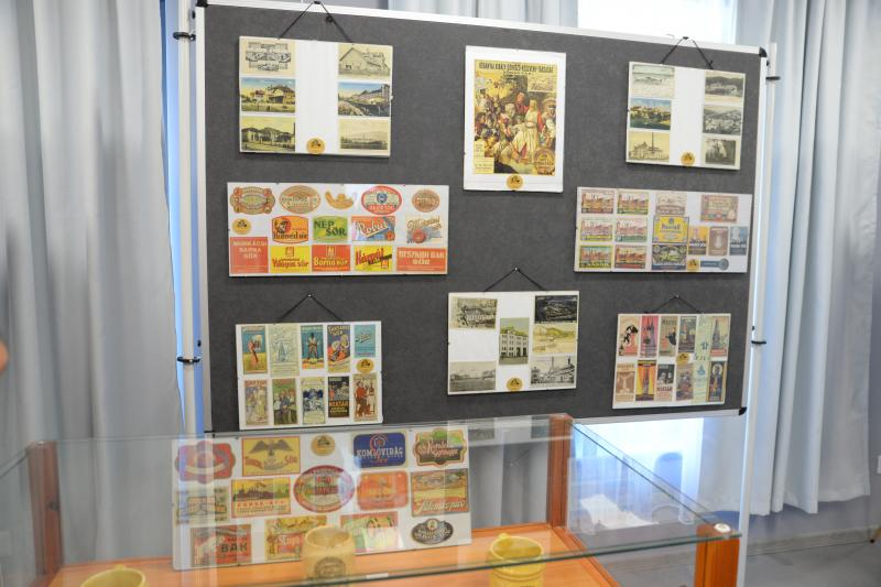 Sörtörténeti kiállítás a Kállay-házban