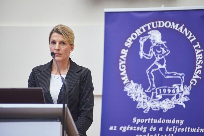 Sportkonferencia az egyetemen