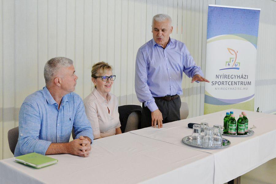 Sportösztöndíjak átadása