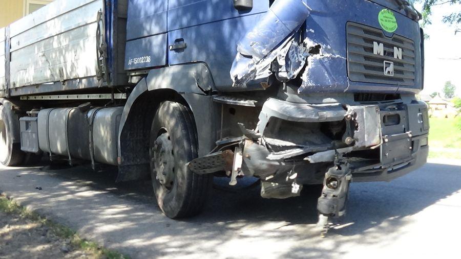 Súlyos baleset Alsóbadúrnál