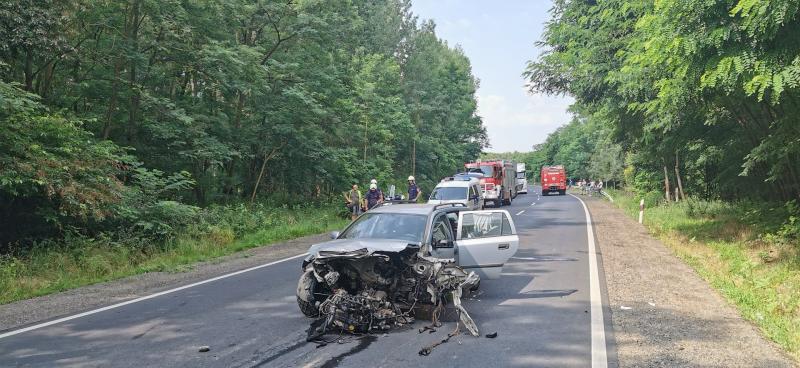 Súlyos baleset történt Székely külterületén