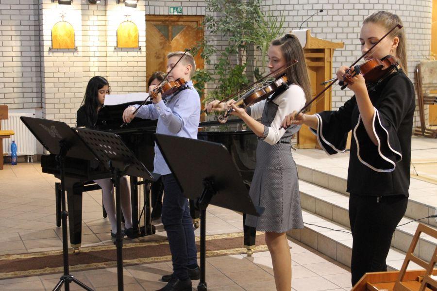 Szent Imre Zenei Találkozó és Verseny