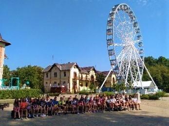 Szigligeti Gyermektábor VI. turnus