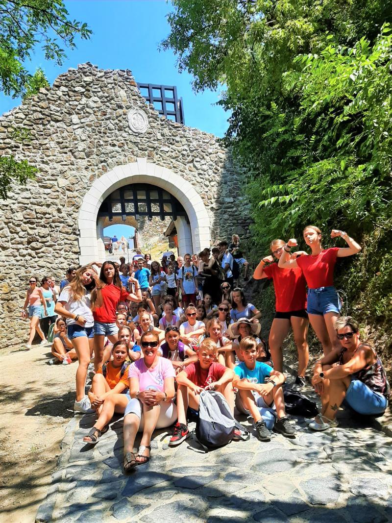 Szigligeti tábor 3. turnus
