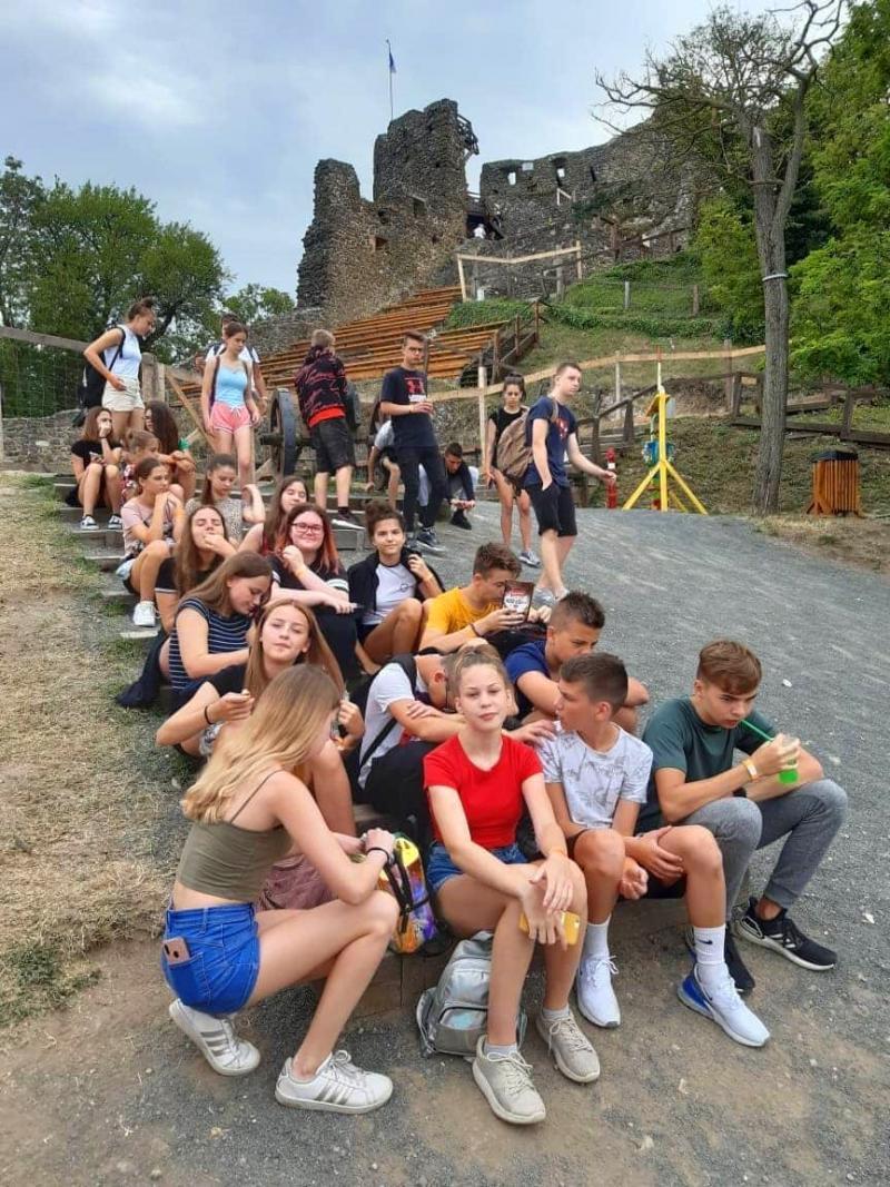 Szigligeti tábor VI. turnus