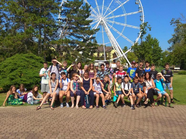Szigligeti tábor VII. turnus