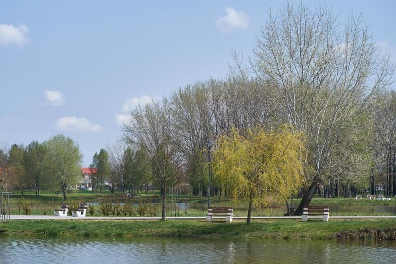 Szökőkút üzembe helyezés a Bujtoson