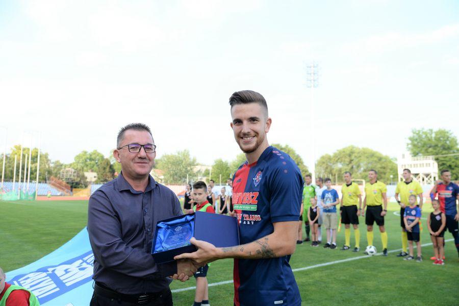 Szpari-Dorog labdarúgó mérkőzés 2019 ősz