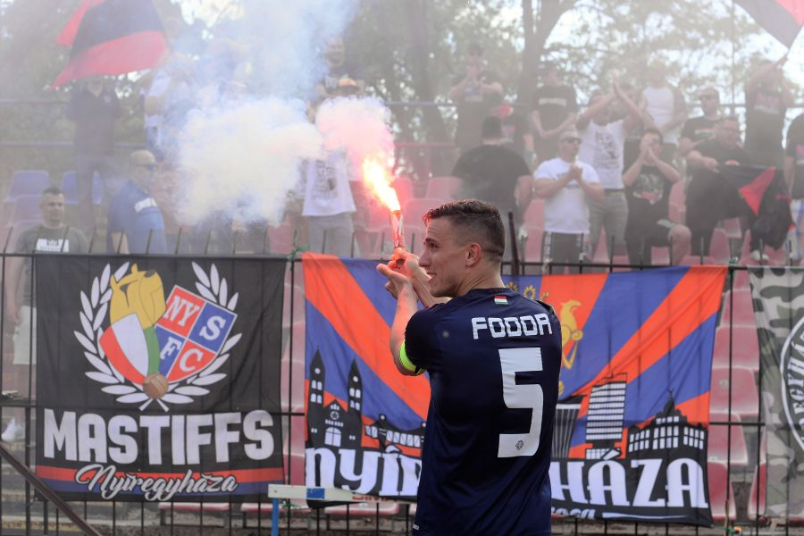 Szpari-Gyirmót FC labdarúgó mérkőzés