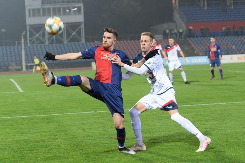 Szpari-Vác labdarúgó mérkőzés