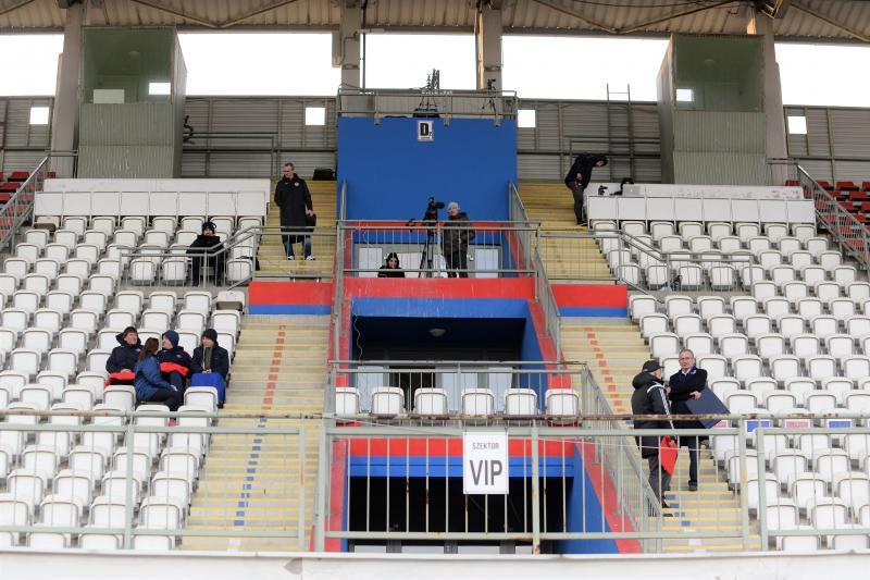 Szpari-WKW ETO FC Győr labdarúgó mérkőzés