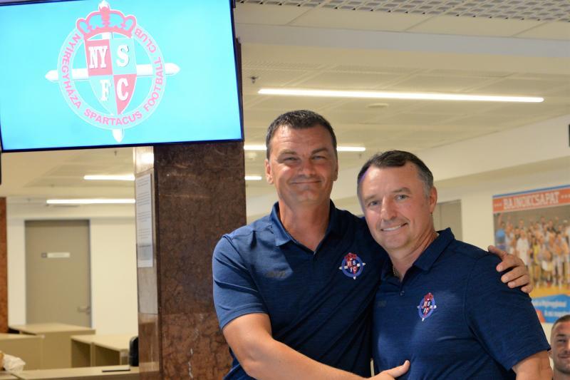 Szurkolói ankéttal indult a szezon a Nyíregyháza Spartacus FC-nél