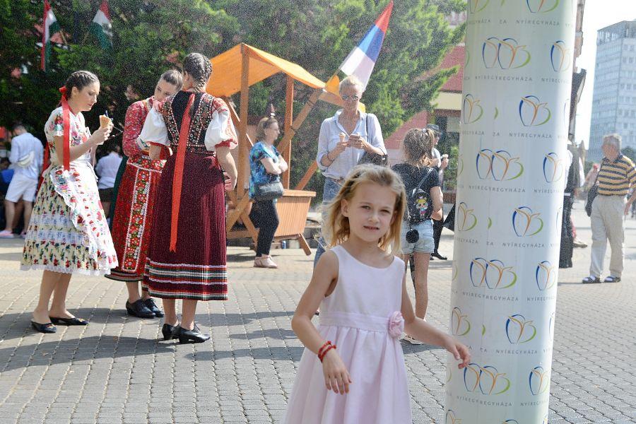 Táncolj Nyíregyháza! - program a Kossuth téren