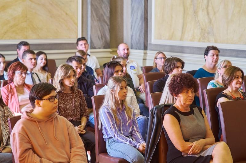 Tanévkezdő szakmai nap a Városházán