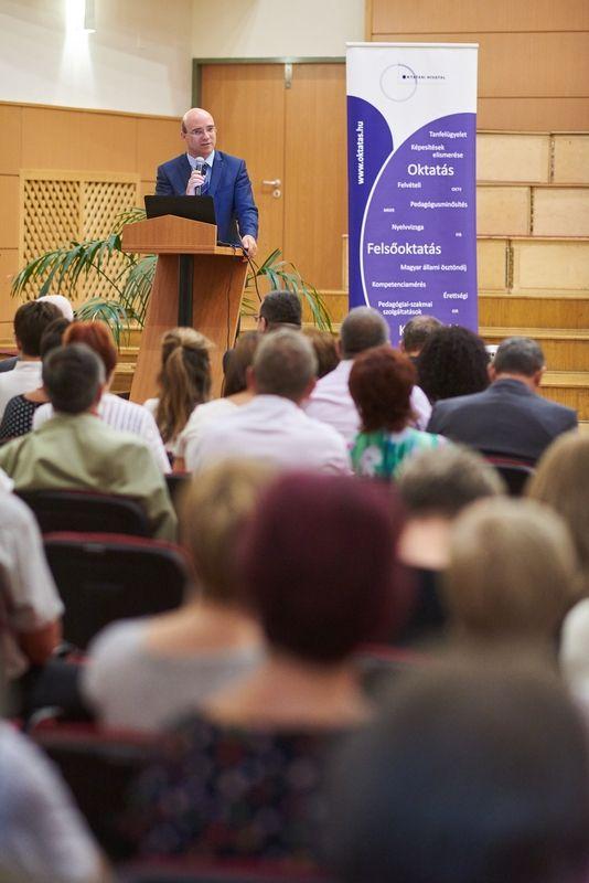 Tanévnyitó konferencia 2019