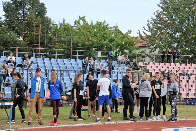 Target Sprint  - országos bajnokság a stadionban