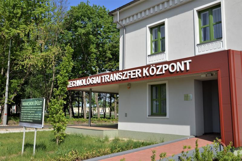 Technológiai Tranfszer Központ