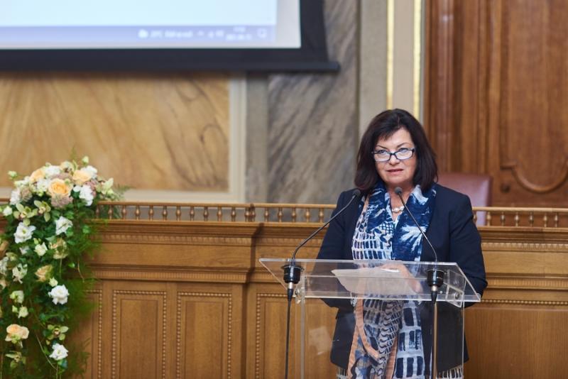 Testvérvárosi találkozó a Városházán 2021
