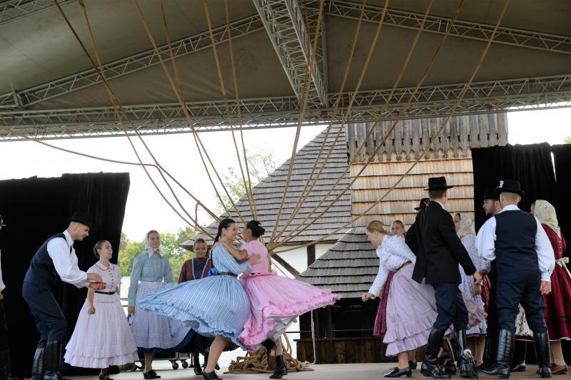 Tirpák Fesztivál 2021 - megnyitó