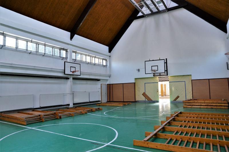Tornaterem felújítás Borbányán