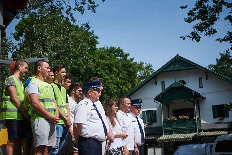 Tourist Police Sóstón 20190624