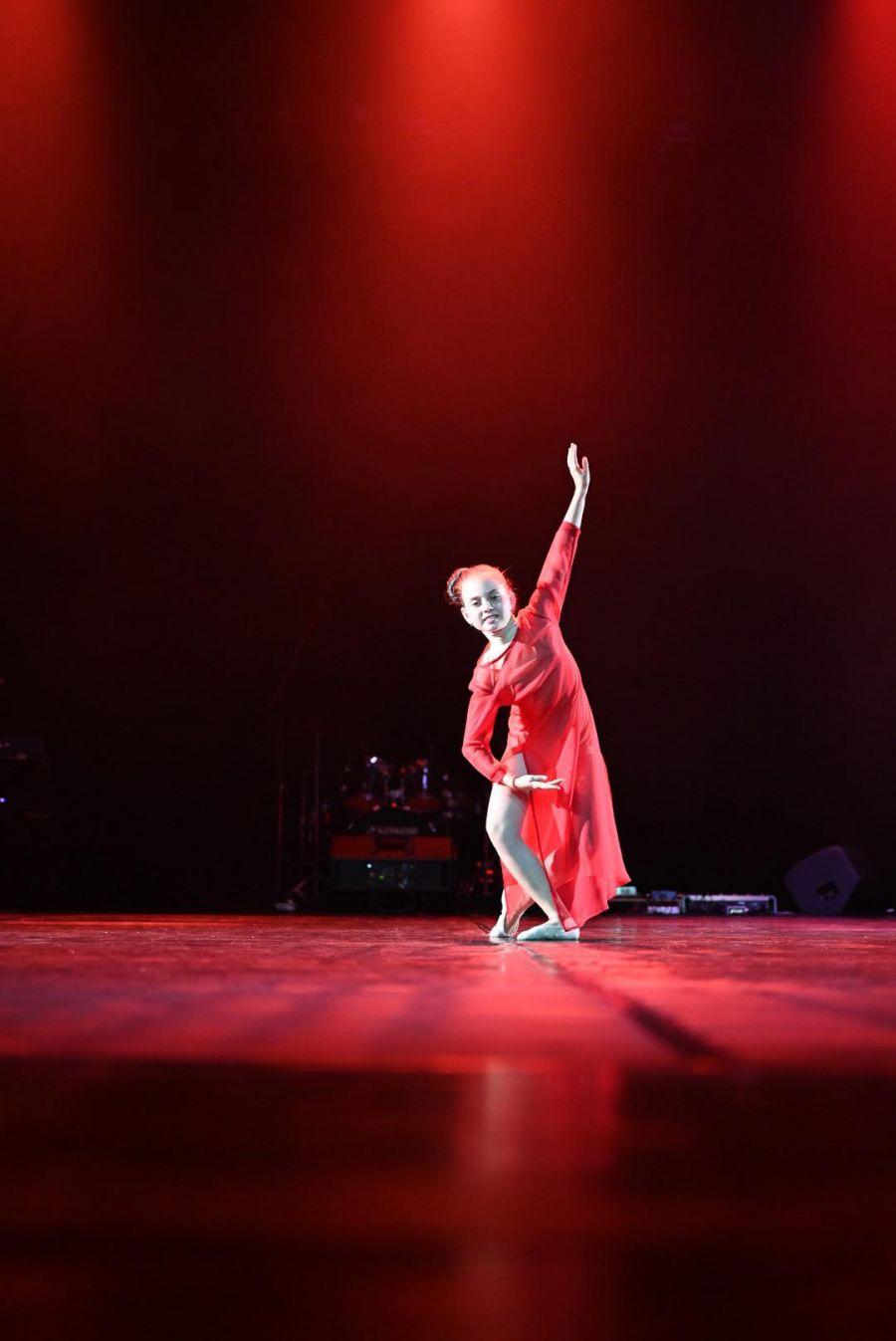 Tükörvilág – Gálaestet tartott a Princess Balettiskola