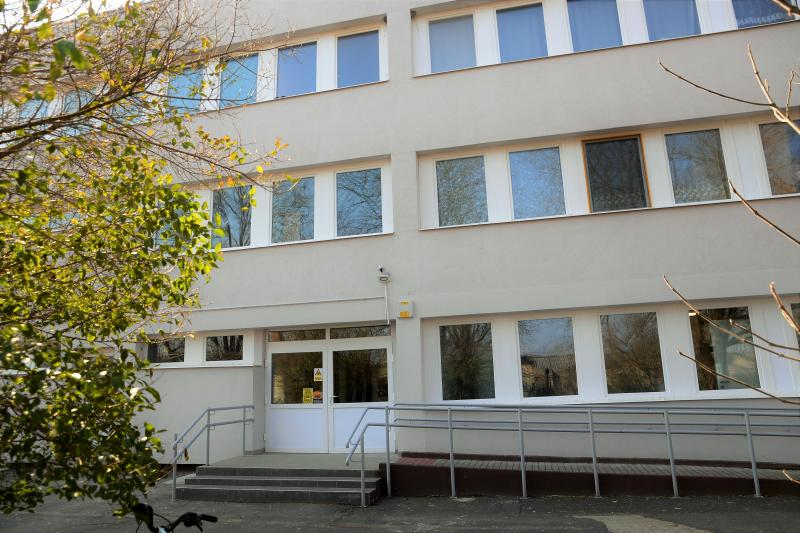 Új egészségügyi centrum bejárás a Tokaji úton