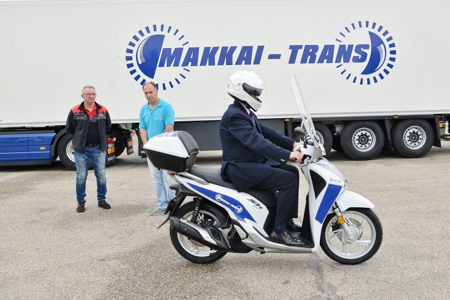 Új járművet kapott a városgondnok