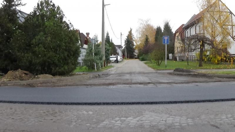 Újabb szakaszához érkezett a Korányi Frigyes utca felújítása