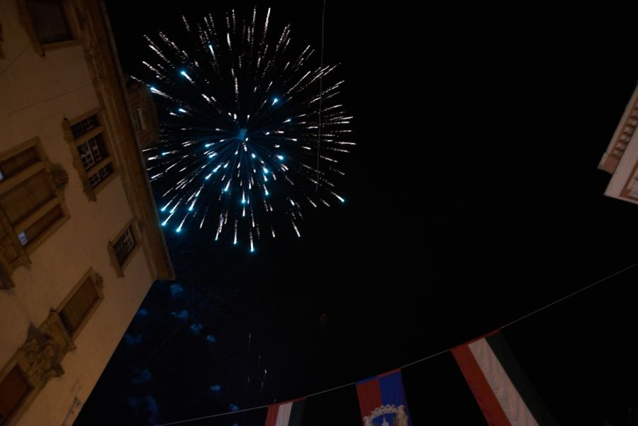 Ünnepi tűzijáték 20190820