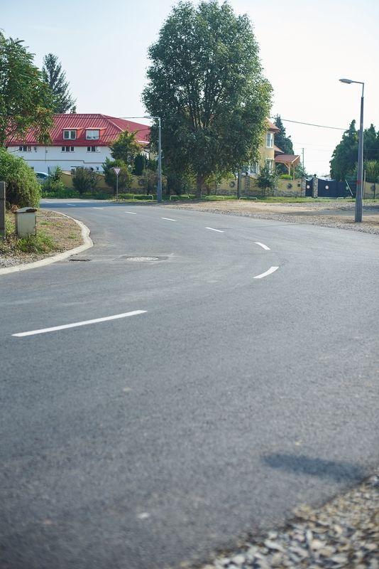 Útfejlesztés a Nád utcán