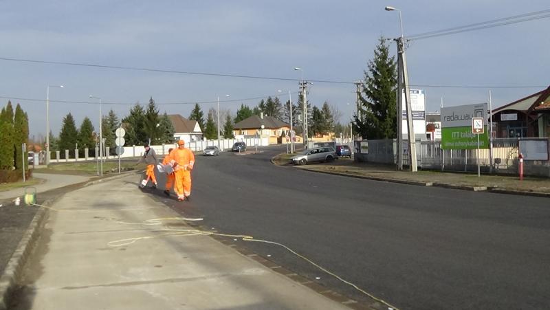 Utolsó fázisához érkezett a Korányi Frigyes utca felújítása