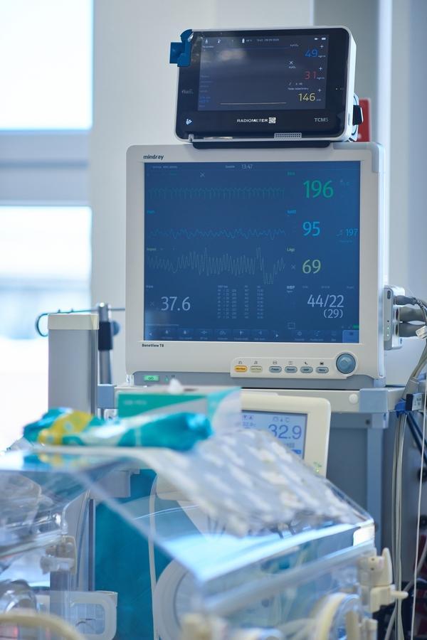 Vadászok adománya a kórháznak