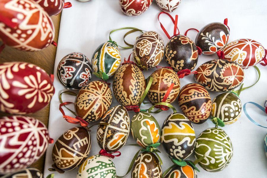 Varázs tojás, hímes tojás kiállítás