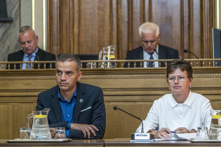 Városi Közgyűlés 2019-09-12