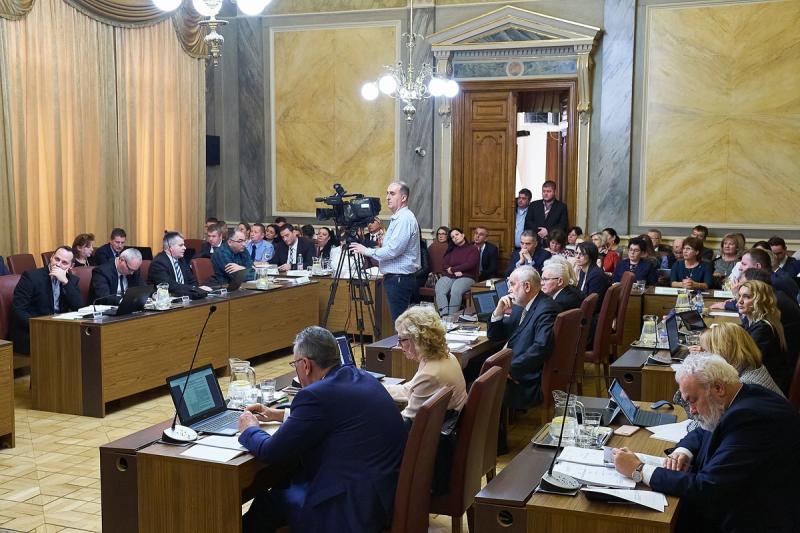 Városi Közgyűlés 20200206