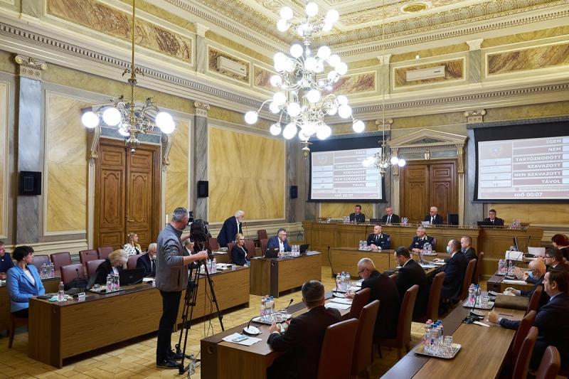 Városi Közgyűlés 20200326