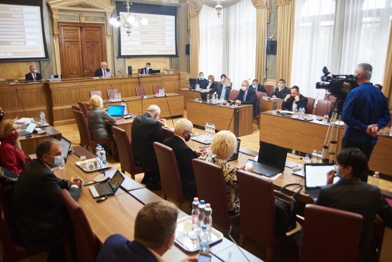 Városi Közgyűlés 20201001