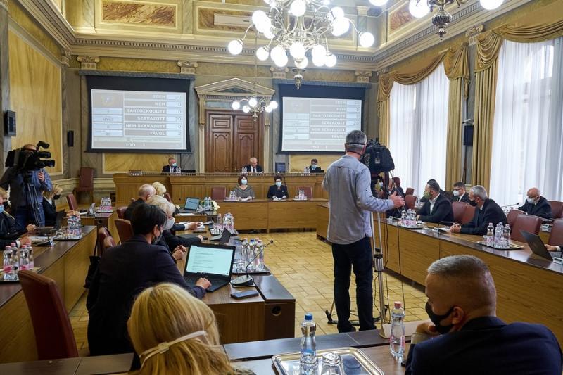 Városi Közgyűlés 20201029