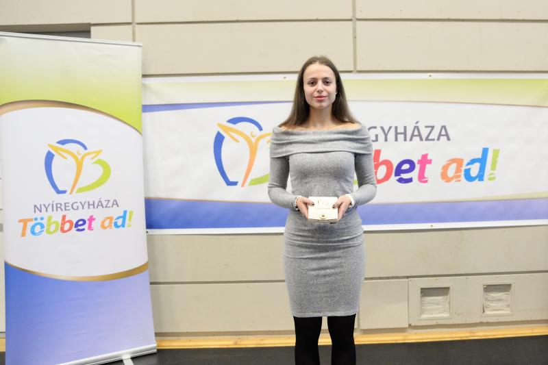Városi Sportgála 2019 - Bajnokok fala 2