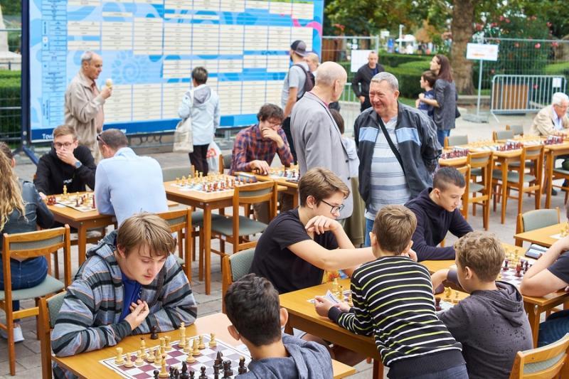 VIDOR 2021 - sakkverseny