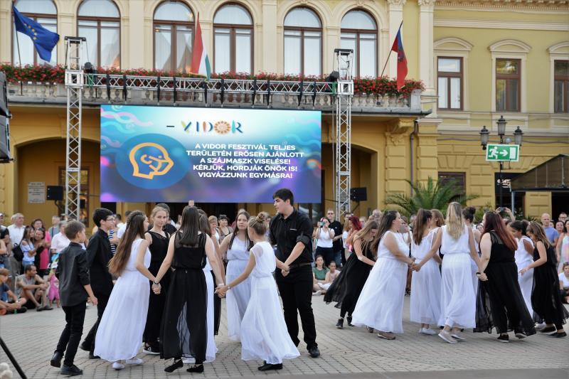 VIDOR Fesztivál 11. nap