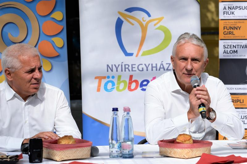 VIDOR Fesztivál sajtótájékoztató