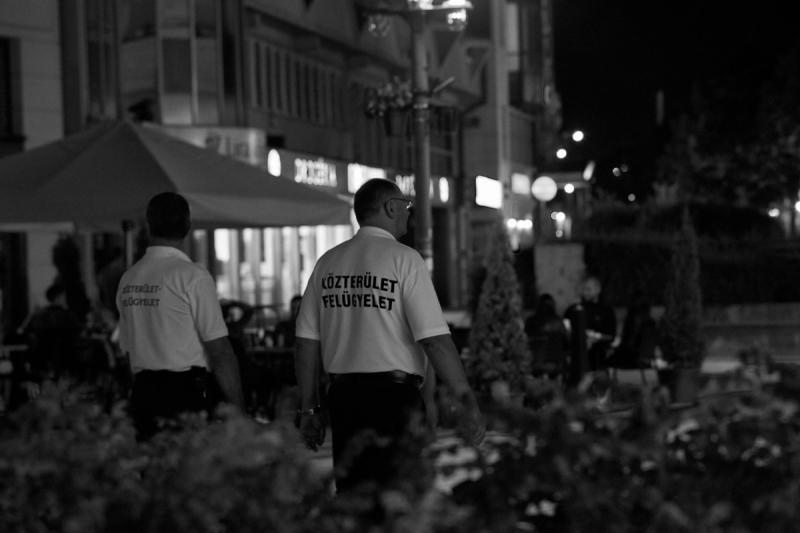 VIDOR XX. fekete-fehérben