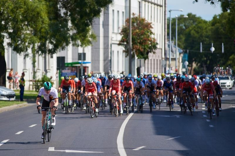 Visegrad 4 Juniors kerékpár verseny 20200826