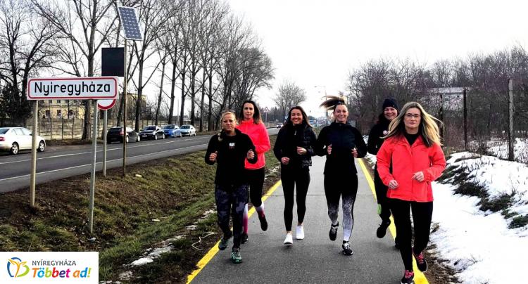 Jótékonysági futást rendez a Spuri Nyíregyháza közösség az Erdei Tornapályán