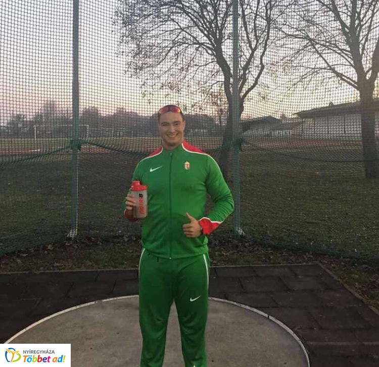 Téli Dobó Bajnokság - két nyíregyházi atléta is az első helyen végzett