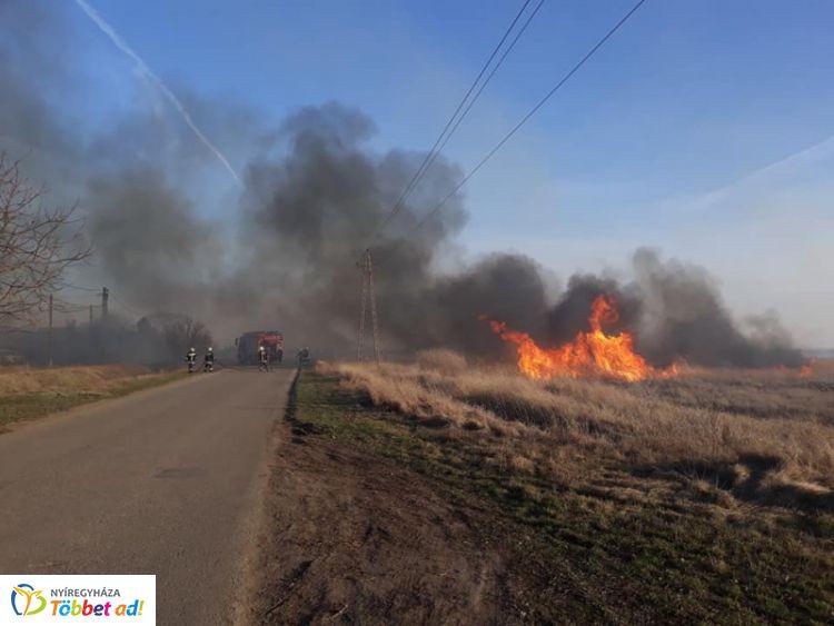 Figyelem! – Szerdától országos tűzgyújtási tilalmat rendeltek el