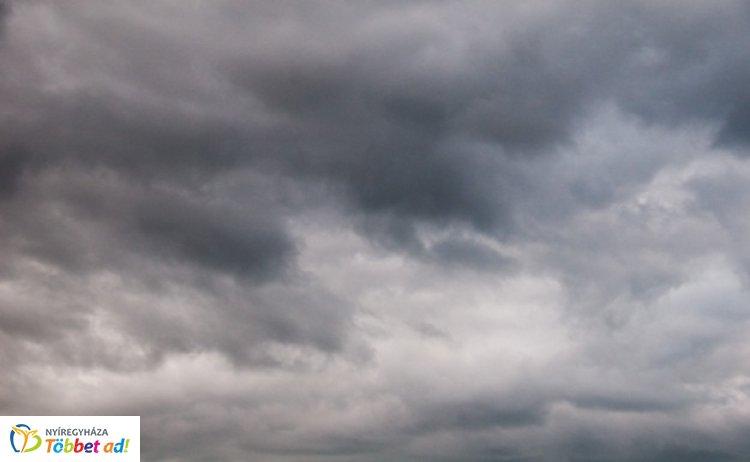 Többnyire borongós, szeles idő lesz hétvégén - Legalább a hőmérséklet nem esik vissza
