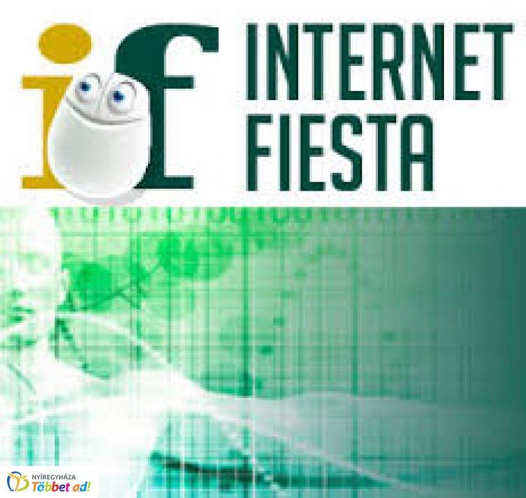 Internet Fiesta a Móricz Zsigmond Megyei és Városi könyvtárban